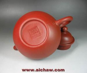 大红袍泥|大红袍泥的练制过程