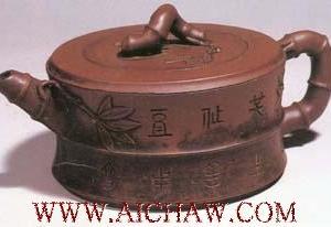 《茗壶图录》与曼生壶