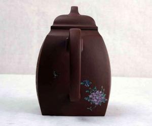 李昌鸿紫砂壶之汉方壶